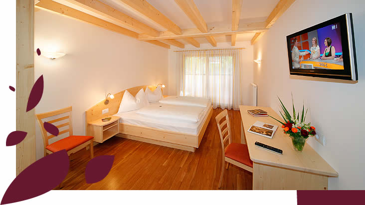 Slepping double room